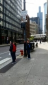 Beginning of Route 66 - Chicago