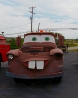 """Tow Tator - inspiration for Mator in the movie """"Cars"""""""