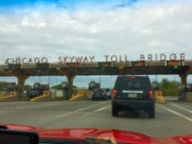 Arriving in Chicago