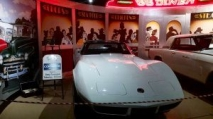 1973 Corvette at National Route 66 Museum